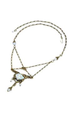Shoptiques Product: Art Nouveau Necklace
