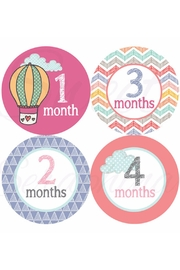 Sweet Seraphina Balloon Girl Stickers - Product Mini Image
