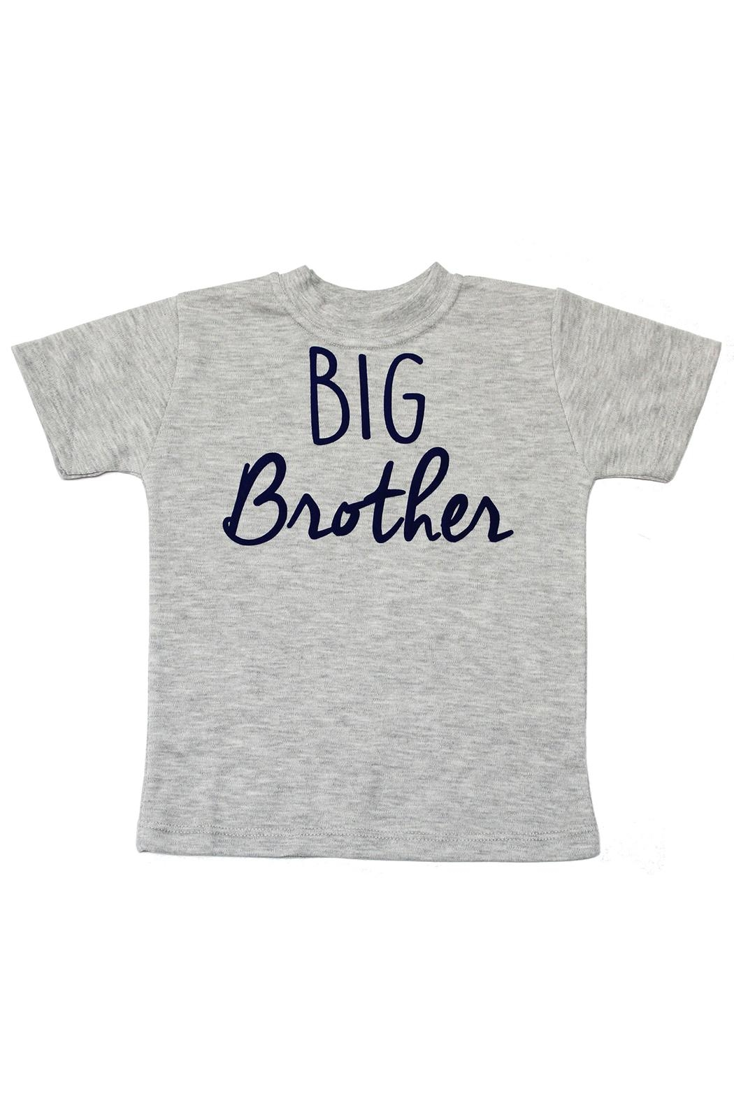 Sweet Seraphina Big Brother Shirt - Main Image