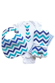 Sweet Seraphina Chevron Blues Bundle - Product Mini Image