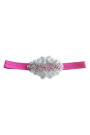 Sweet Seraphina Pink Crystal Headband - Product Mini Image