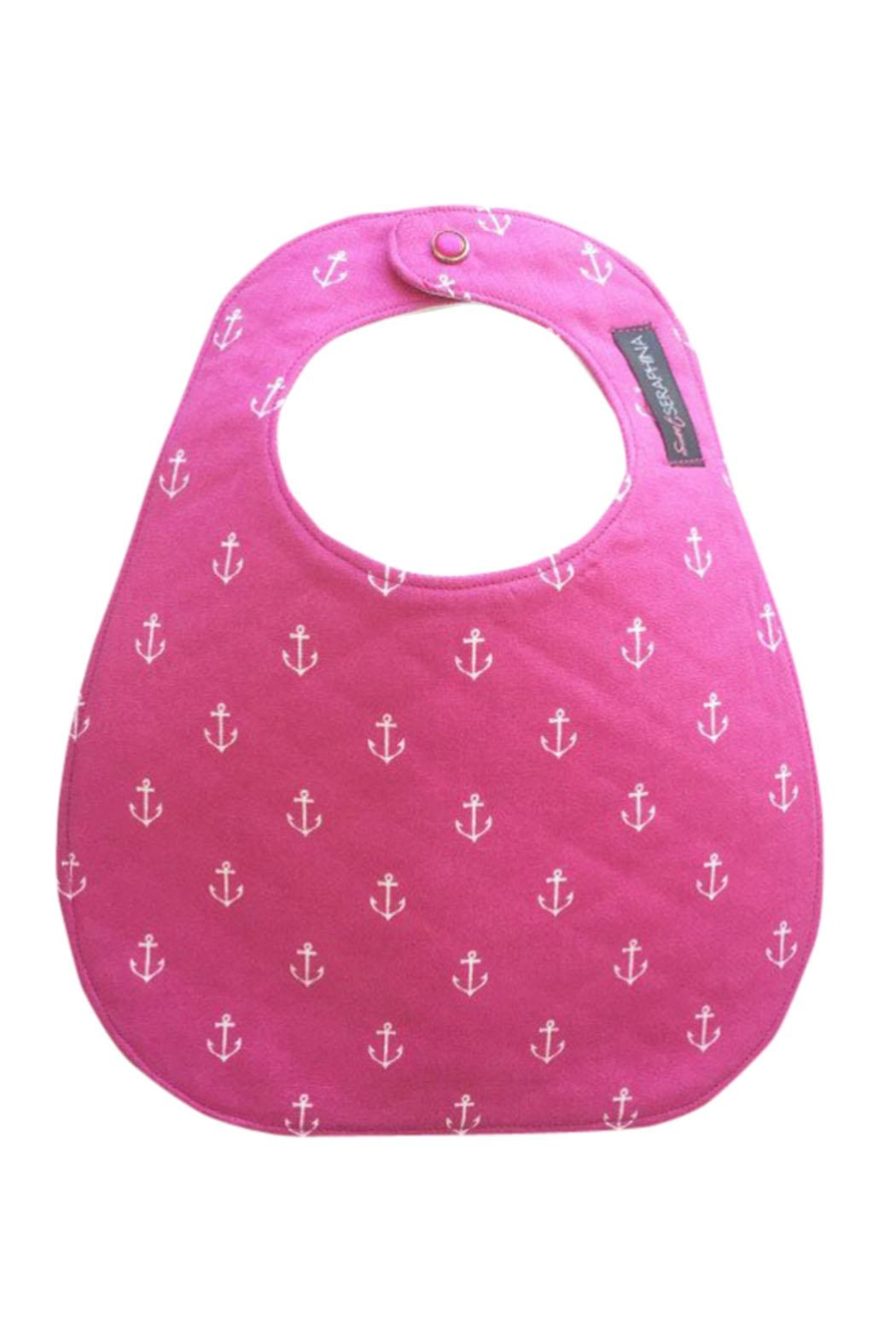 Sweet Seraphina Pink Nautical Love - Front Full Image