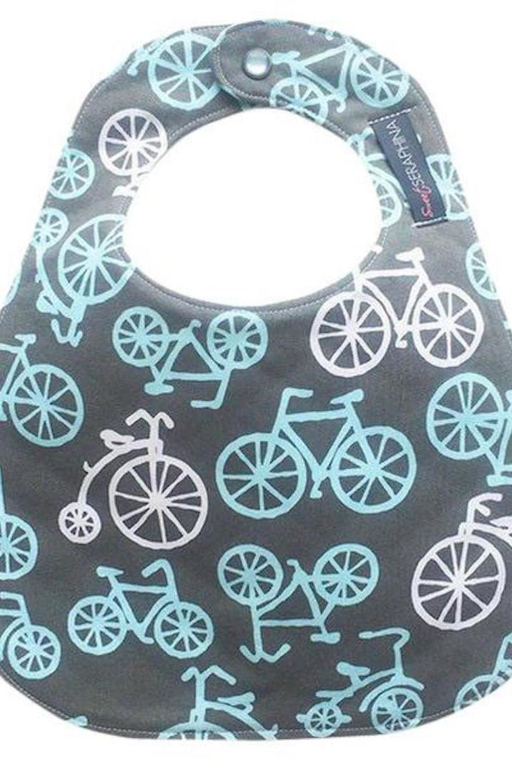 Sweet Seraphina Sweet Bicycles Bib - Main Image