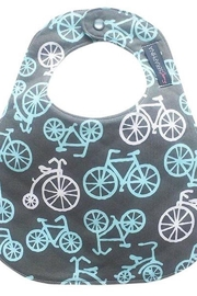 Sweet Seraphina Sweet Bicycles Bib - Front cropped
