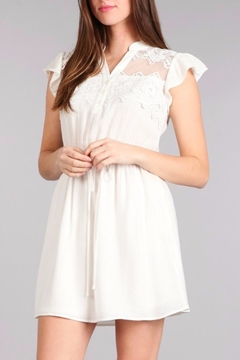 Shoptiques Product: Lilly White Dress