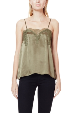 Cami NYC Sweetheart Charmeuse Olive - Product List Image