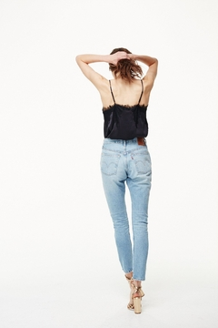 Cami NYC Sweetheart Charmeuse Top - Alternate List Image