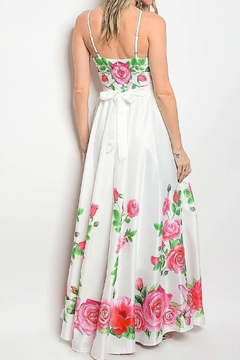 No Label  Sweetheart Floral Maxi - Alternate List Image