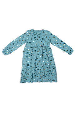 Egg  by Susan Lazar Sweetheart Leopard Elenor Dress - Product List Image
