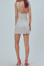 FOR LOVE & LEMONS Sweetheart Mini Dress - Front full body