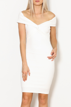 Shoptiques Product: Sweetheart Neck Dress