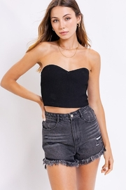 Le Lis Sweetheart Neckline Bandeau - Front cropped