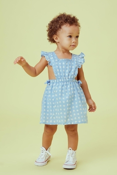 Shoptiques Product: Sweetheart Pinafore Dress