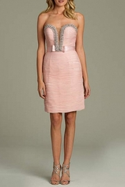 Jovani Sweetheart Rouched Dress - Product Mini Image