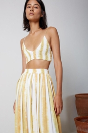 SWF Bralette In Golden Hour - Front cropped