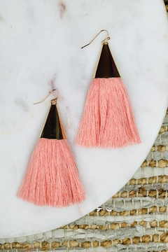 Shoptiques Product: Swift Fringe Earring
