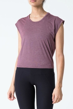 Shoptiques Product: Swiftly Crop Tee