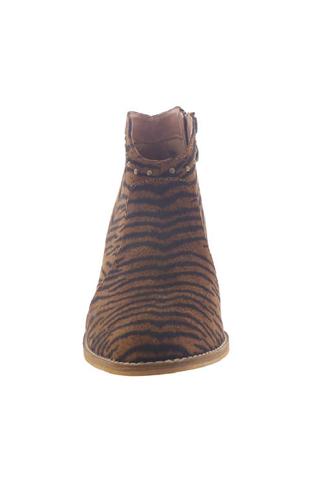 Corkys Swifton Tiger Bootie - Back Cropped Image