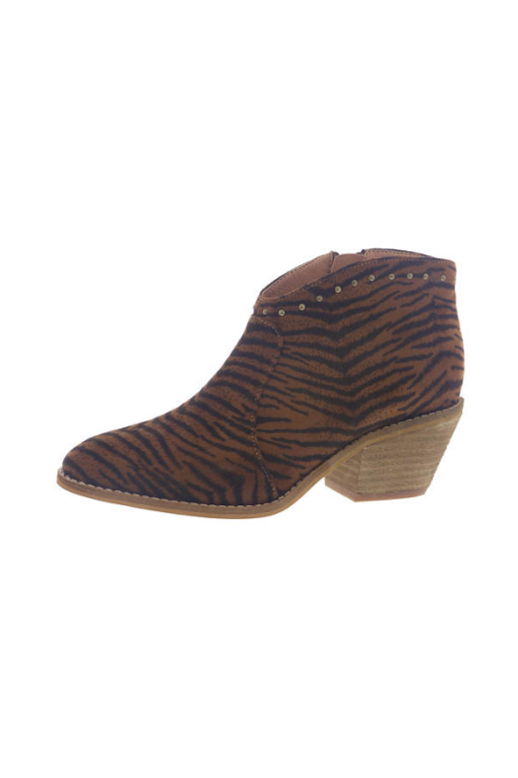 Corkys Swifton Tiger Bootie - Front Cropped Image