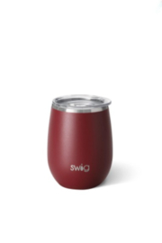 Swig 14oz Stemless Wine Cup - Front cropped