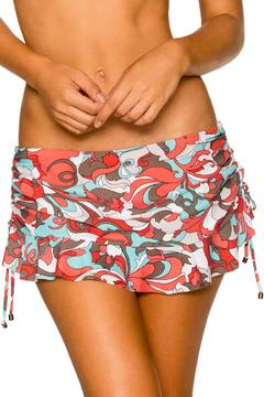 SWIM SYSTEMS Coconut-Grove Flirty Skirt - Product List Image