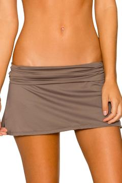 SWIM SYSTEMS Pebble Banded Skirt - Product List Image