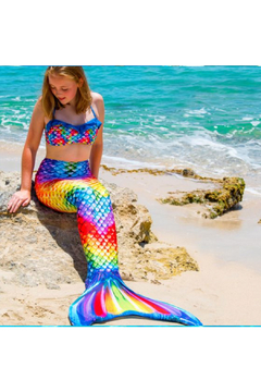 Fin Fun Mermaid Swimmable Mermaid Tails With Monofin - Alternate List Image