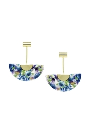 Lets Accessorize Swing Acetate Earring - Product Mini Image