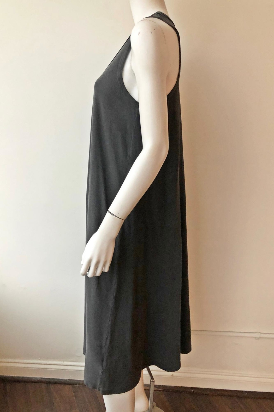The Great Swing Tank Dress - Side Cropped Image
