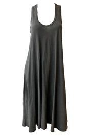 The Great Swing Tank Dress - Front cropped