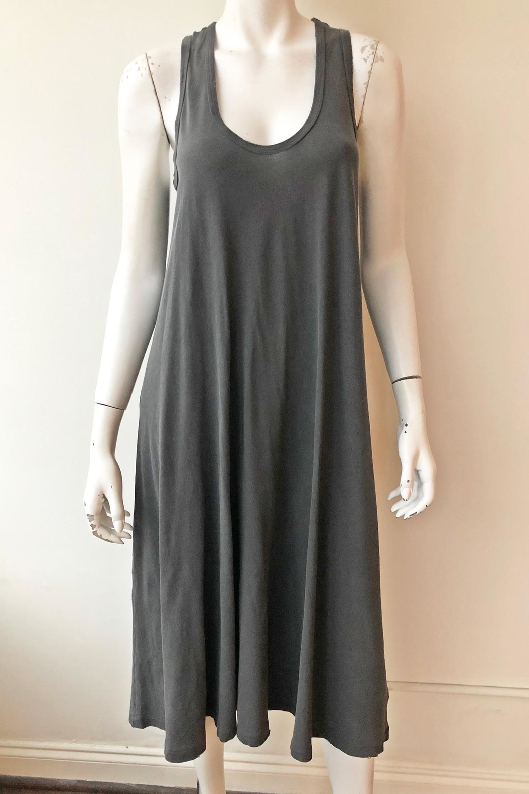 The Great Swing Tank Dress - Front Full Image