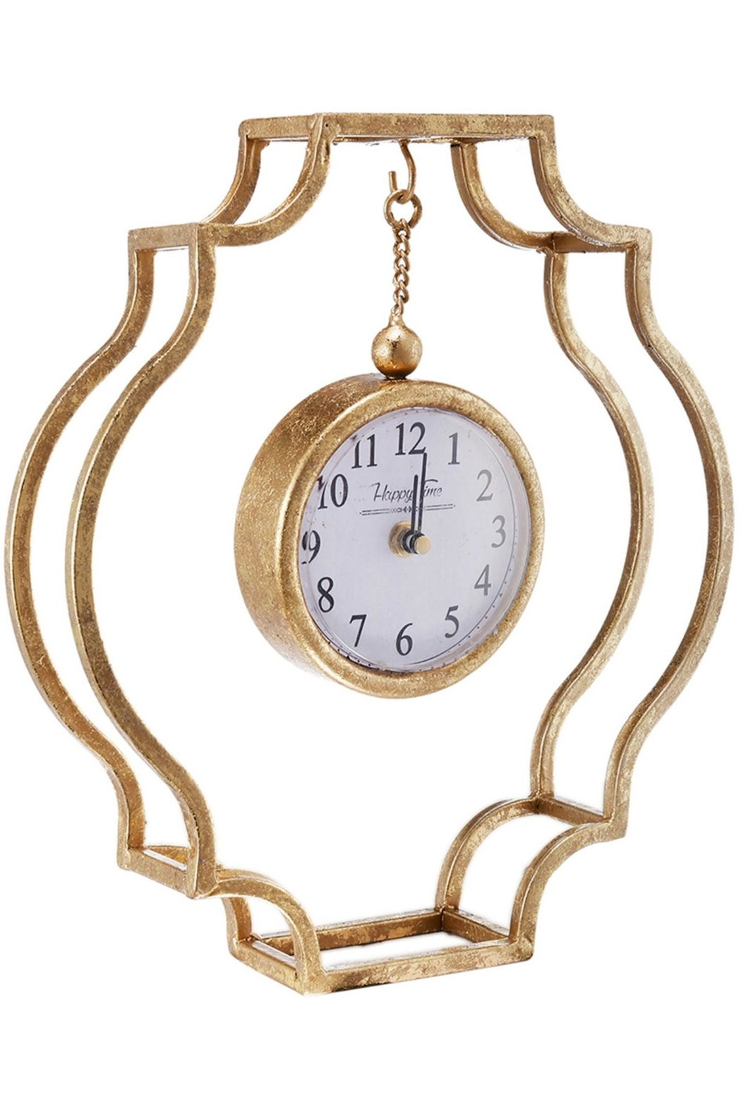 A&B Home Swinging Clock - Main Image