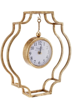 A&B Home Swinging Clock - Alternate List Image