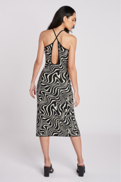 Another Girl Swirl Knit Dress - Product List Image