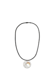 Chick Boss Swirl Necklace - Front cropped