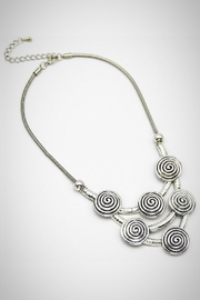 Embellish Swirl Necklace - Product Mini Image