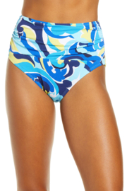 Tommy Bahama Shirred High-Waisted Bottom - Product Mini Image