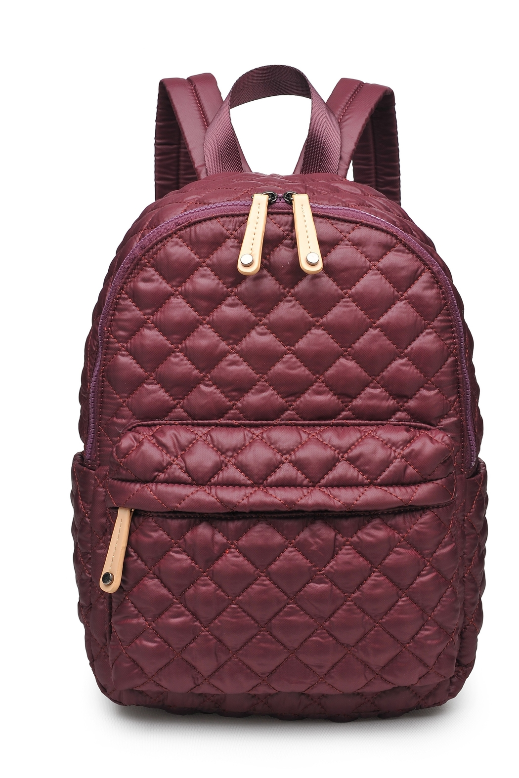 Urban Expressions Swish Mini Backpack - Front Cropped Image