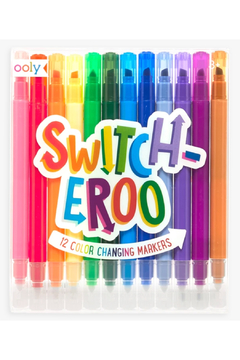 Ooly Switch-Eroo Color Changing Markers - Product List Image