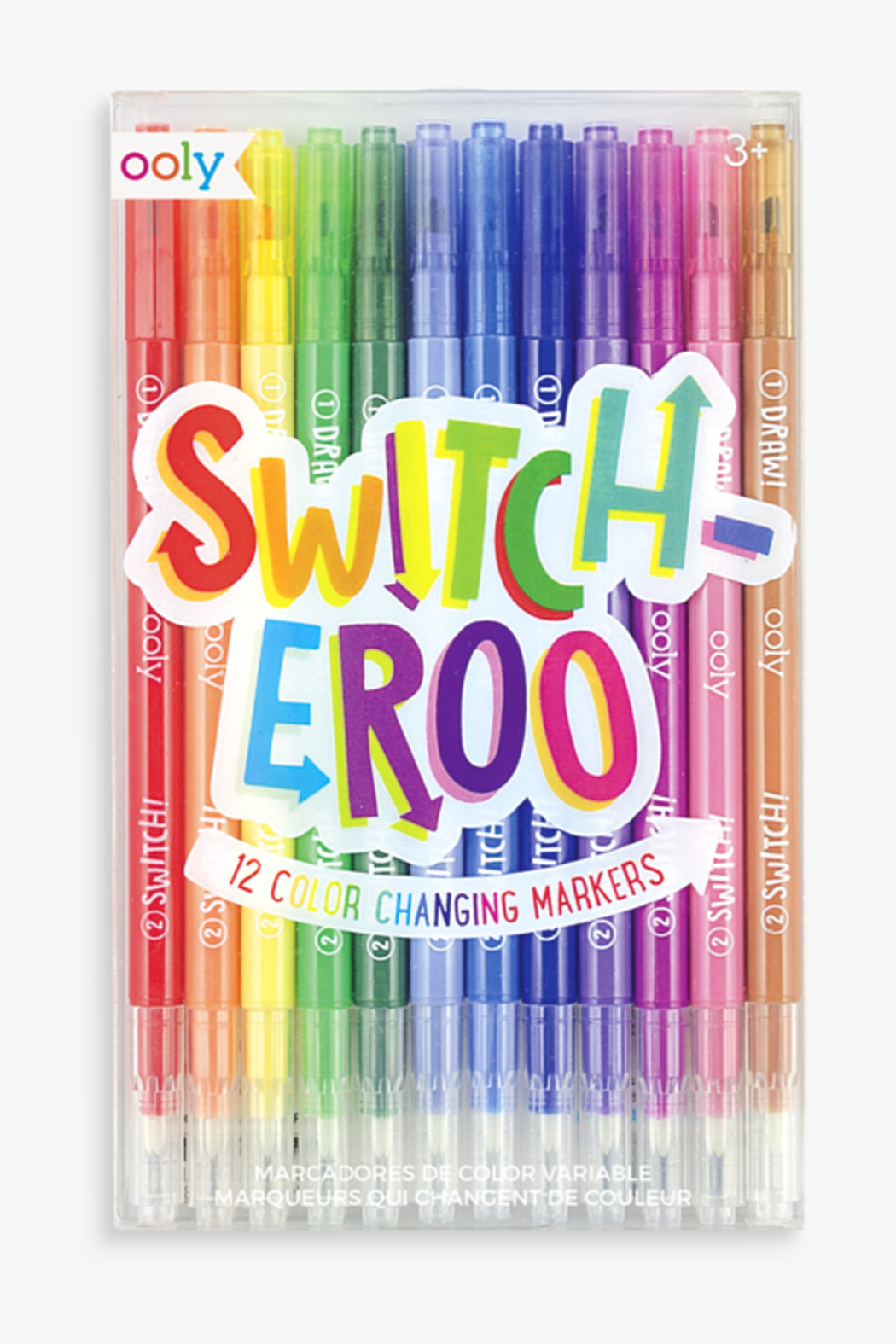 Ooly Switcheroo Color Changing Markers - Main Image