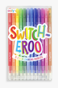Ooly Switcheroo Color Changing Markers - Alternate List Image