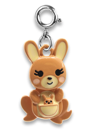 Charm It Swivel Kangaroo Charm - Product Mini Image