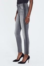 Mother Swooner Supermoon Stripe - Back cropped