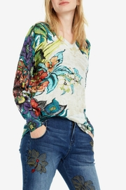 DESIGUAL Swords Sweater - Product Mini Image