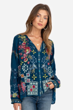 Johnny Was Sybil Blouse - Product List Image