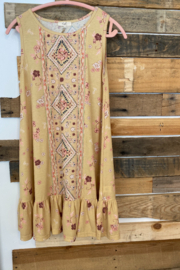 easel  Sydney Boho Dress - Product Mini Image