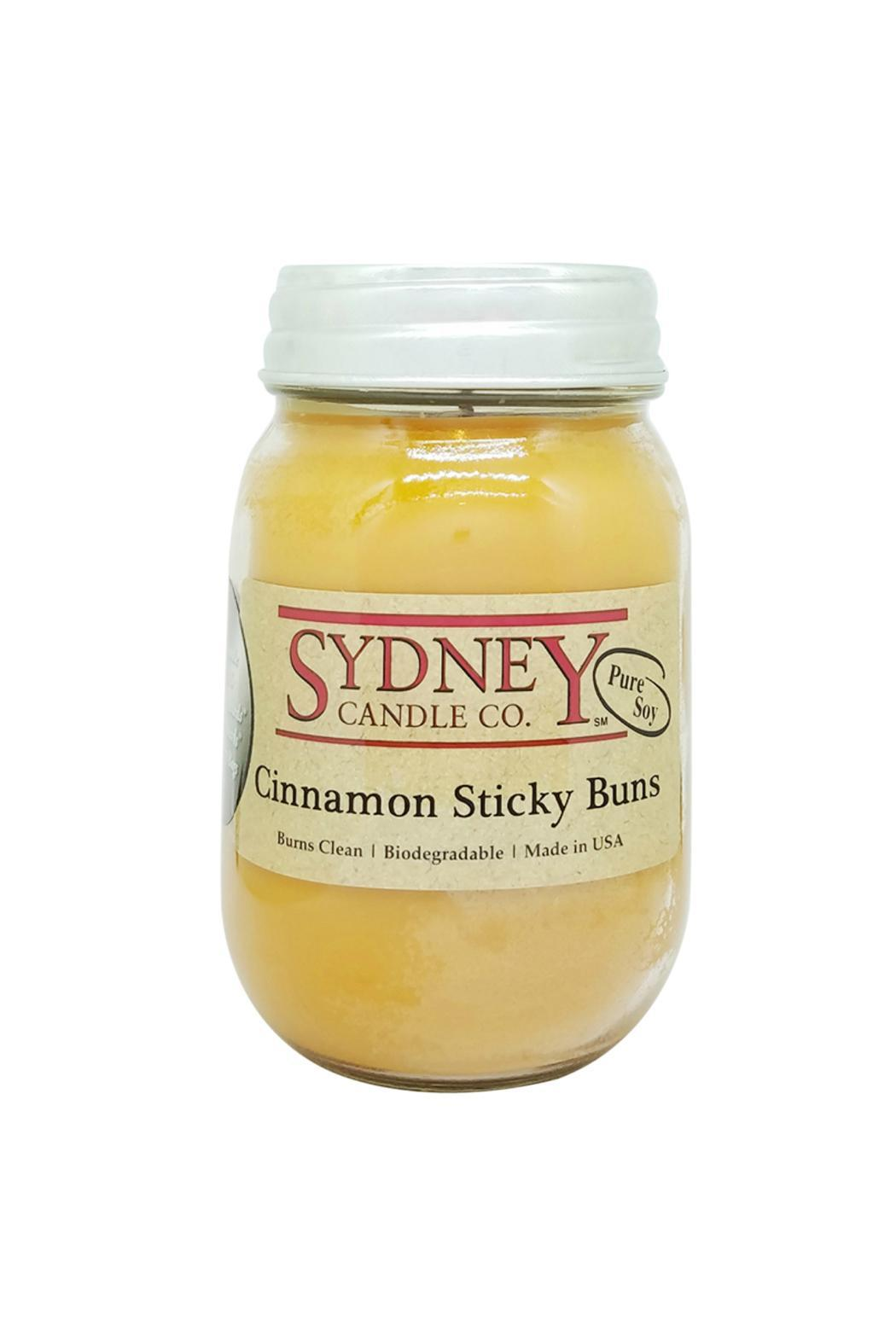 Sydney Candle Cinnamon Sticky-Buns Candle - Main Image