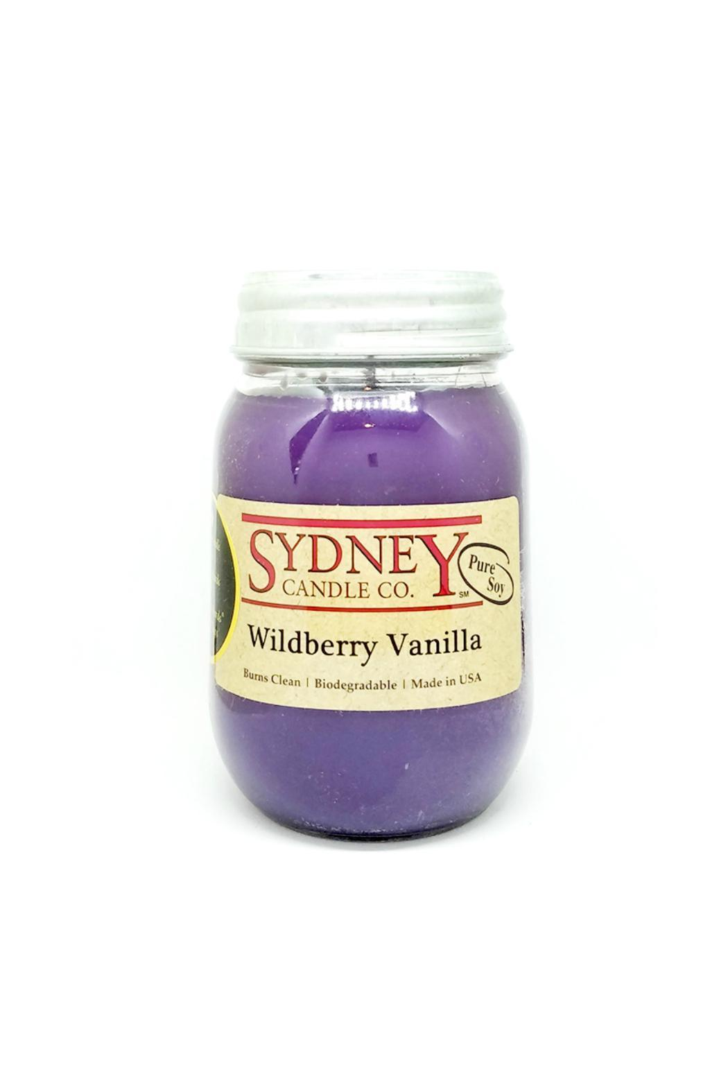 Sydney Candle Wildberry Vanilla Candle - Main Image