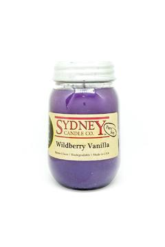 Shoptiques Product: Wildberry Vanilla Candle