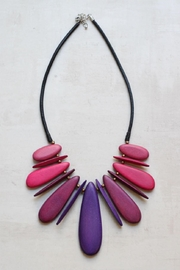 Sylca Bib Necklace - Product Mini Image